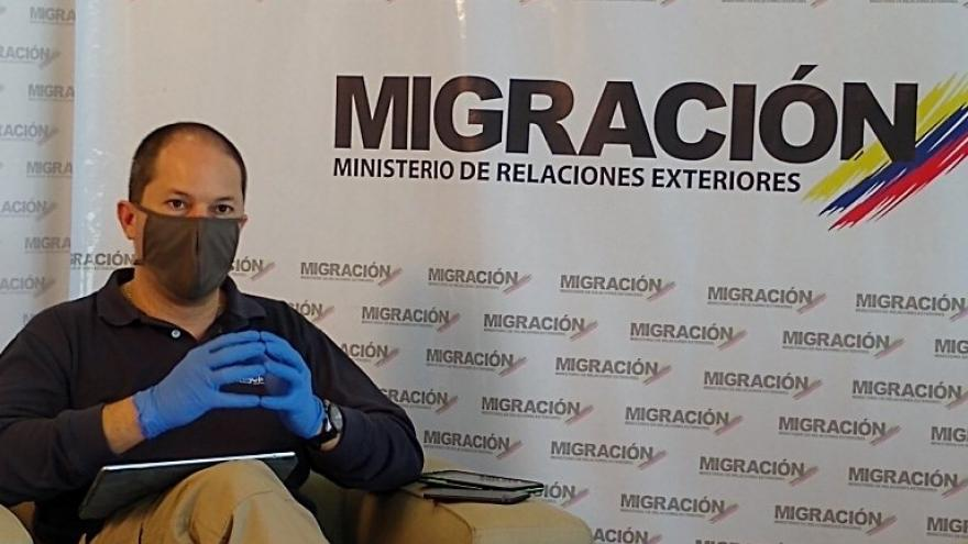 Director de migracion